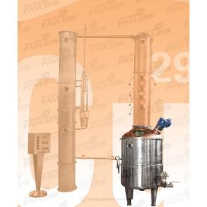 Θέρμανση σε Διπλοτοιχο σε Λάδι - Άτμο ή Νερό