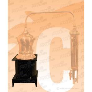 Θέρμανση με Φούρνο - Σιδηροκατασκευής