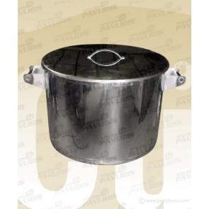 Κατσαρόλα INOX 100 lt