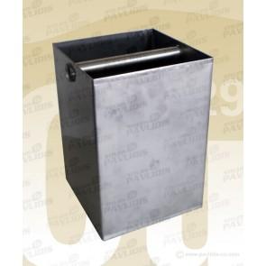 Κουβάς INOX τετράγωνος