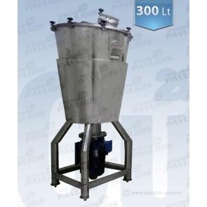 Αναμεικτήρας (mixer) 300 lt