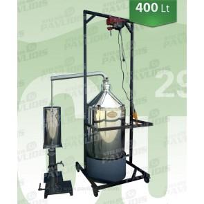 Αιθέρια έλαια SO-400 lt