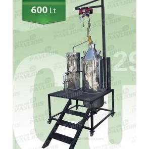 Αιθέρια έλαια SO-600lt