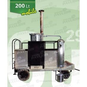 Αιθέρια έλαια SO-200lt mobile