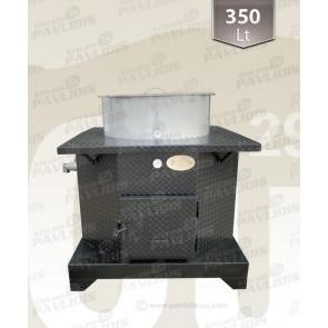 ΒΡΑΣΤΗΡΑΣ ΧΑΡΟΥΠΙ 350 lt